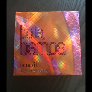 Brand New full size Benefit bella bamba blush